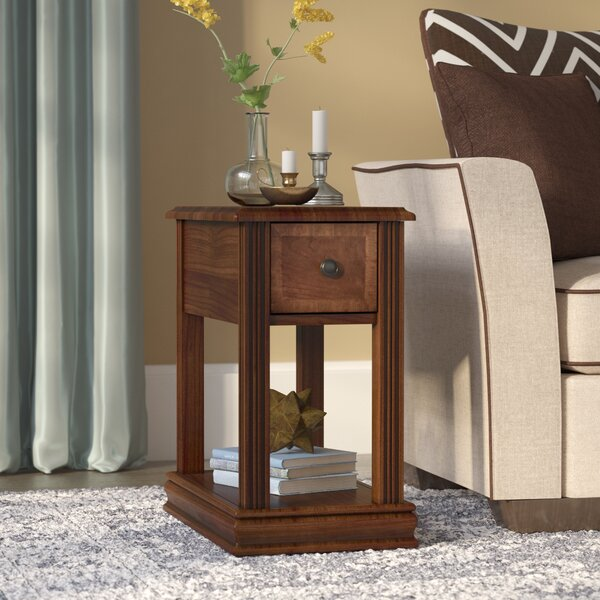 Charlyn End Table With Storage By Darby Home Co