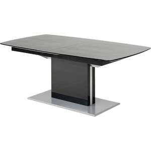 Modern U0026 Contemporary Black Lacquer Dining Table | AllModern