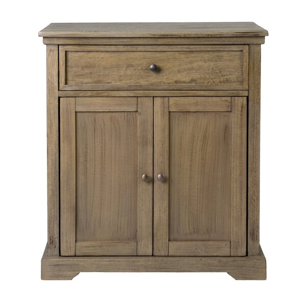 Carothers 2 Door Accent Cabinet by Highland Dunes