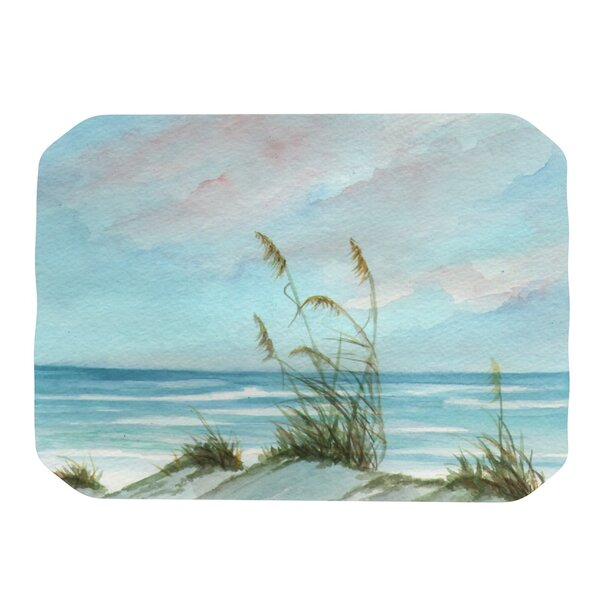 Sea Oats Placemat by KESS InHouse