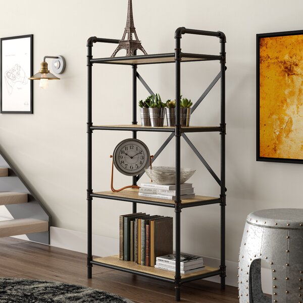 Display Etagere Bookcase by 17 Stories