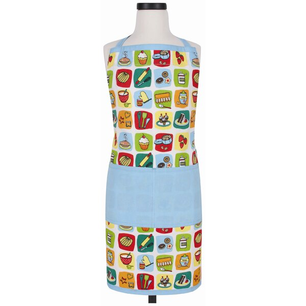 Bake Me a Cake Apron, Fits Adults and Children by Handstand Kids
