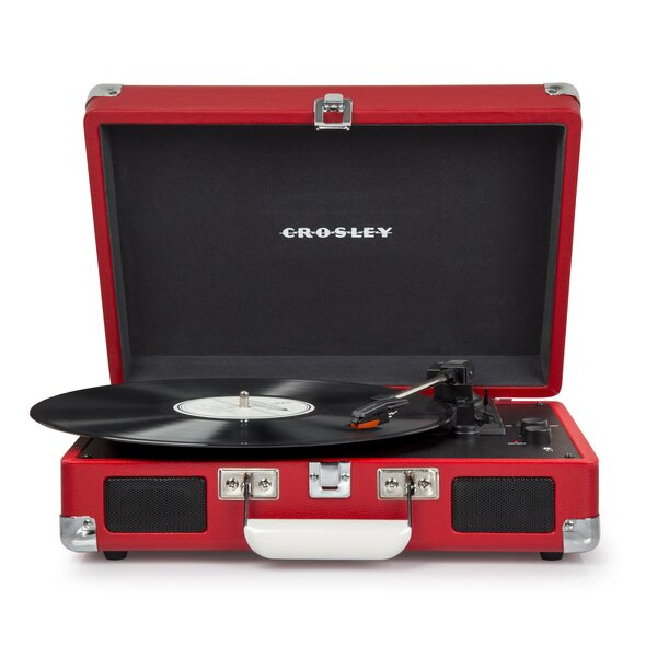 Cruiser Deluxe Turntable by Crosley Electronics