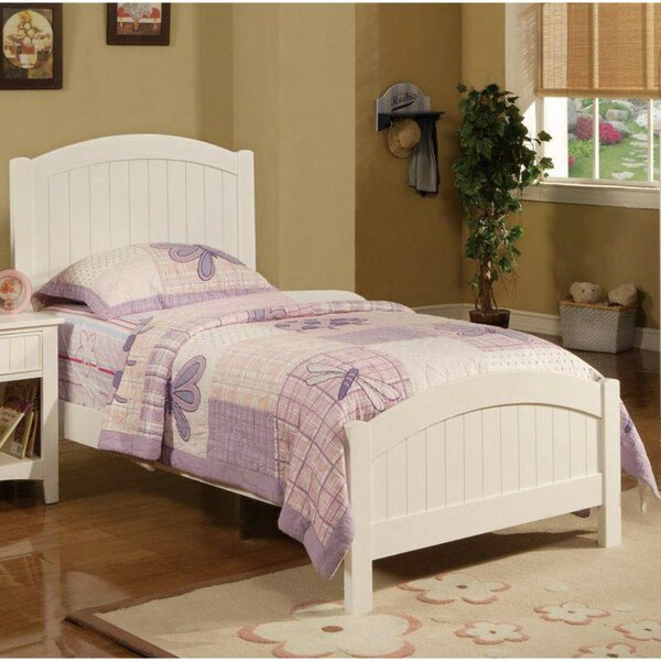 Segrest Dreamy Transitional Twin Standard Bed by Harriet Bee