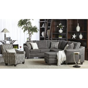 Aquila Sectional by Ivy Bronx