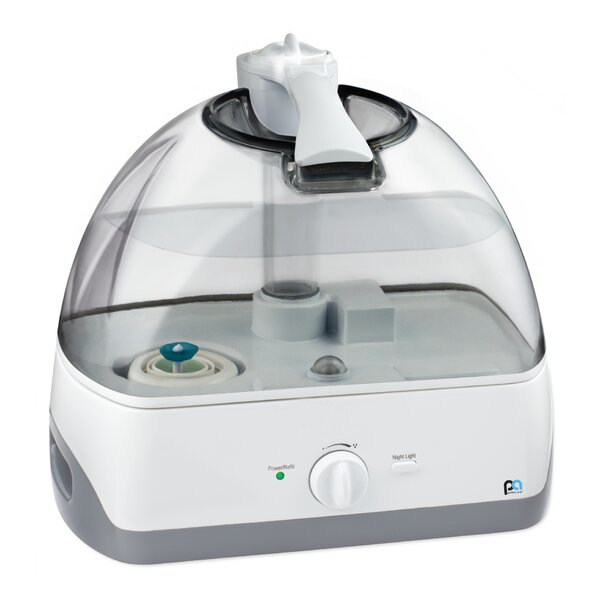 1.3 Gal. Cool Mist Ultrasonic Console Humidifier by Perfect Aire