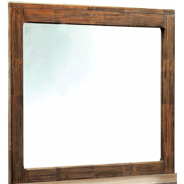 Aviston Natural Tone Accent Mirror by Foundry Select