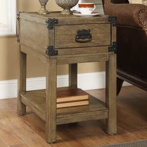 End Table With Storage by Coast to Coast Imp..