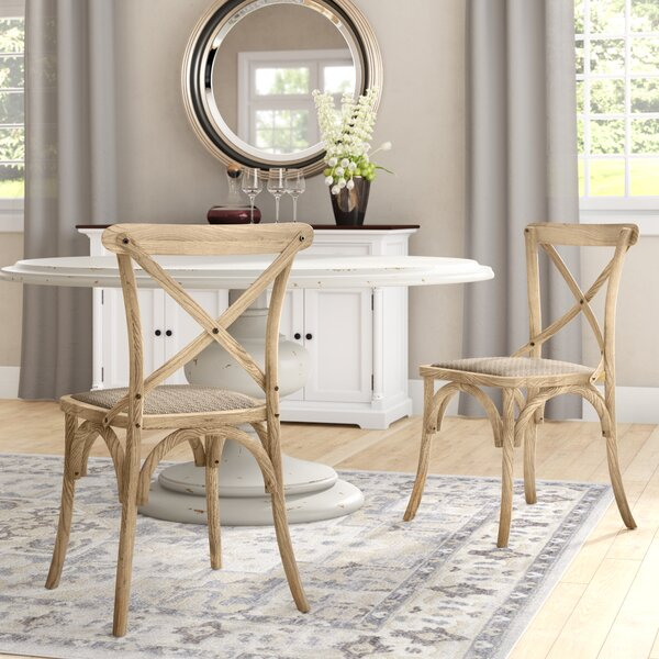 Adamstown Dining Chair (Set of 2) by Ophelia & Co.