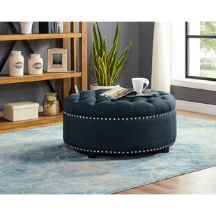 Online Reviews Freya Tufted Storage Ottoman By Charlton Home