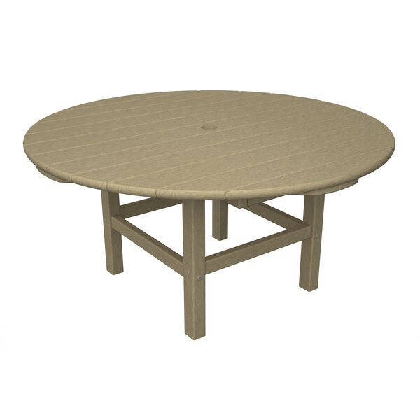 Round Conversation Table by POLYWOOD®