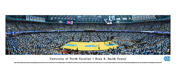 NCAA Basketball Photographic Print by Blakeway Worldwide Panoramas, Inc