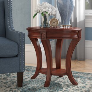 Stephenson End Table Darby Home Co