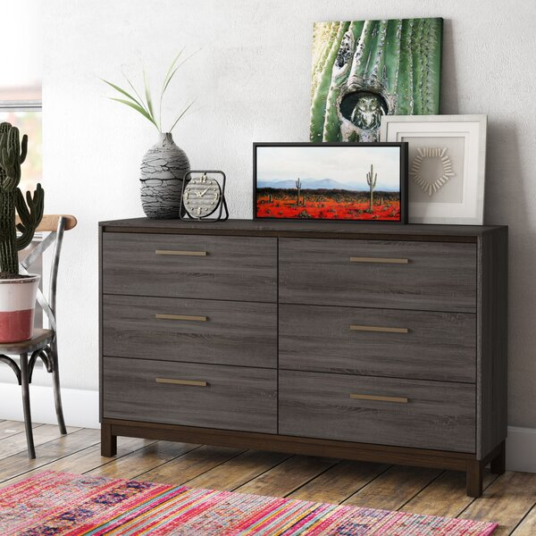 Howa 6 Drawer Double Dresser by Trent Austin Design