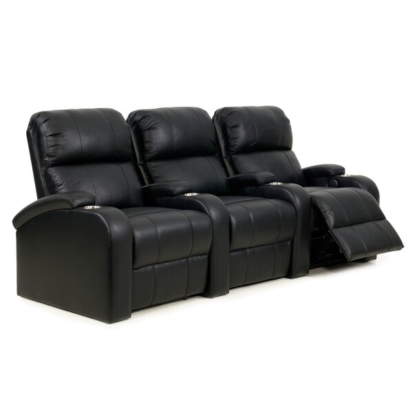 Home Theater Lounger (Row Of 3) By Orren Ellis