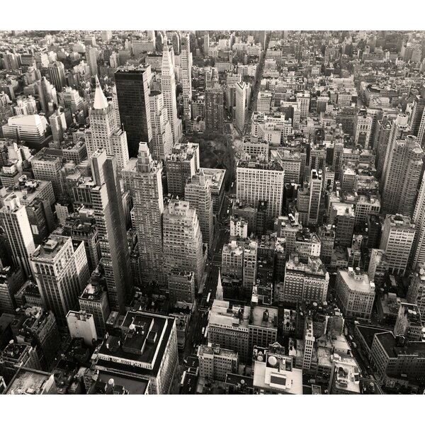 N.Y.C Photographic Print on Canvas by 3 Panel Photo