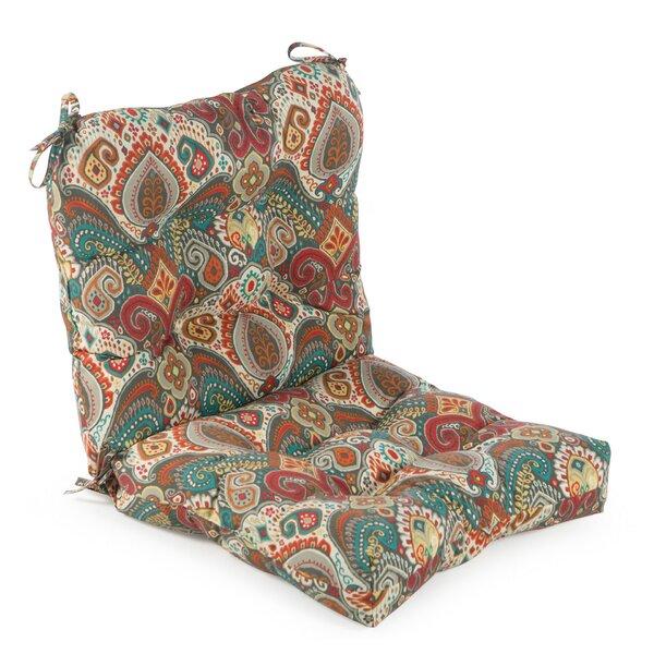 Asbury Park Outdoor Lounge Chair Cushion