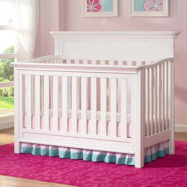 Fernwood 4-in-1 Convertible Crib by Serta