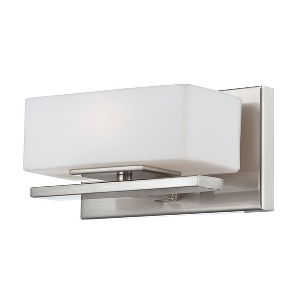 Cesar 1-Light Wall Sconce by Langley Street