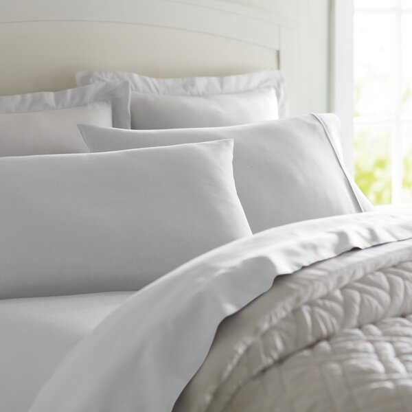 Wayfair Basics 1800 Series 4 Piece Sheet Set by Wayfair Basics™