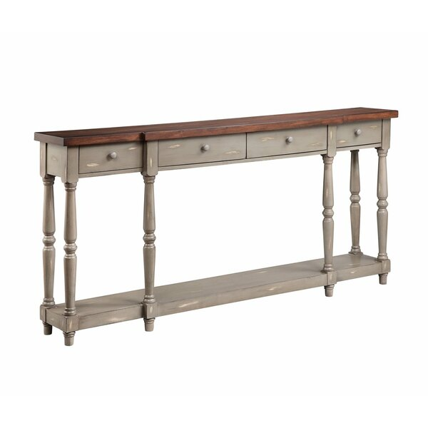 Nala 72.25 Console Table By Rosalind Wheeler