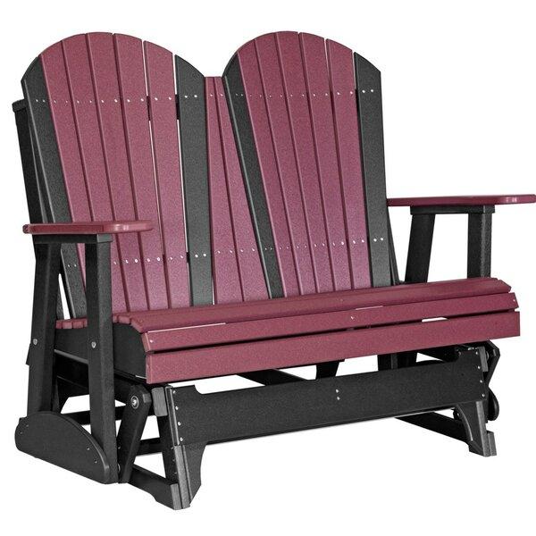Neerings Adirondack Glider Bench by Ebern Designs Ebern Designs