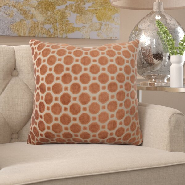 Nigel Modern Pillow Cover by Willa Arlo Interiors