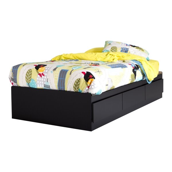 Northampt Twin Mates & Captains Bed with Drawers by Three Posts Teen