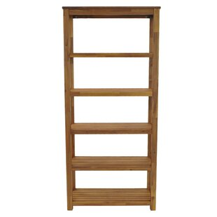 Yokum Etagere Bookcase by Millwood Pines Spacial Price