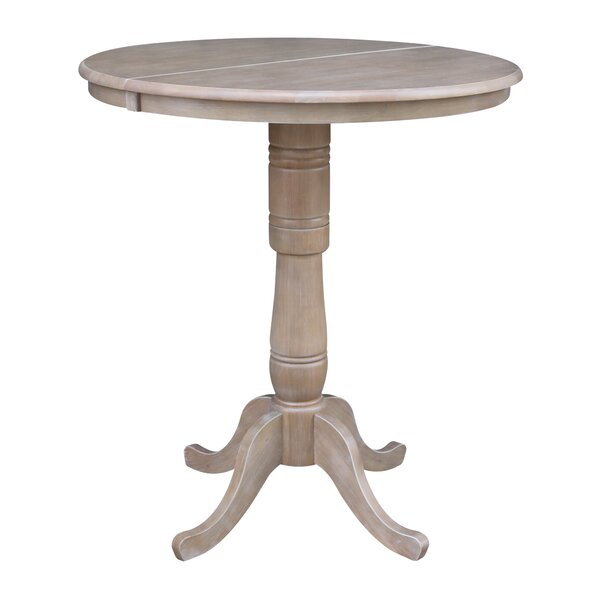 Madeline Pub Table by August Grove