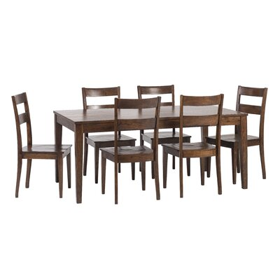 Gambino Rustic 7 Piece Dining Set