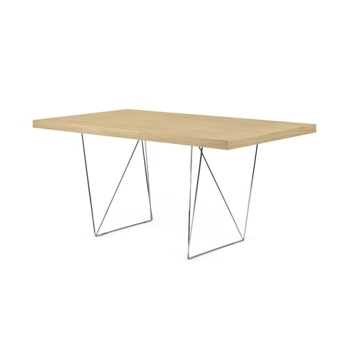 Schreibtisch Catoe ModernMoments Farbe: Eiche| Größe: 180 cm x 90 cm | Büro > Bürotische > Schreibtische | ModernMoments