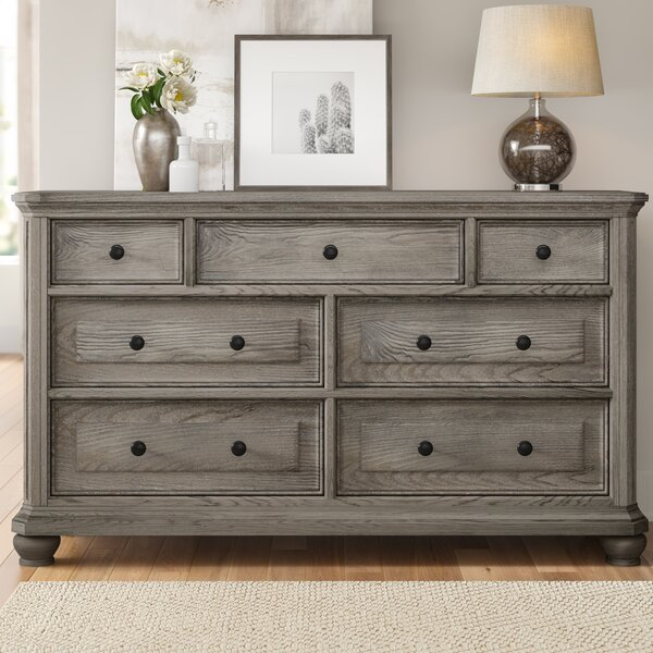 Thames 7 Drawer Chest by Three Posts
