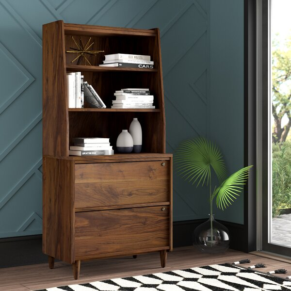 Cutrer 2-Drawer Vertical Filing Cabinet