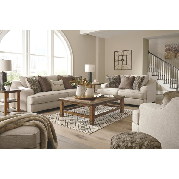 Configurable Living Room Set by Charlton Home