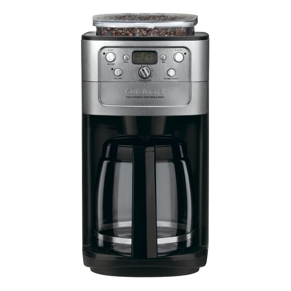 12-Cup Fully Automatic Coffee Maker by Cuisinart