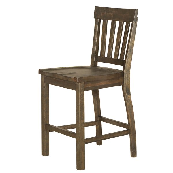 West Point 24 Bar Stool (Set of 2) by Greyleigh