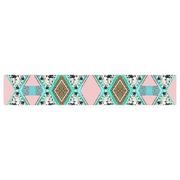 Vasare Nar Deco Hippie Table Runner by East Urban Home
