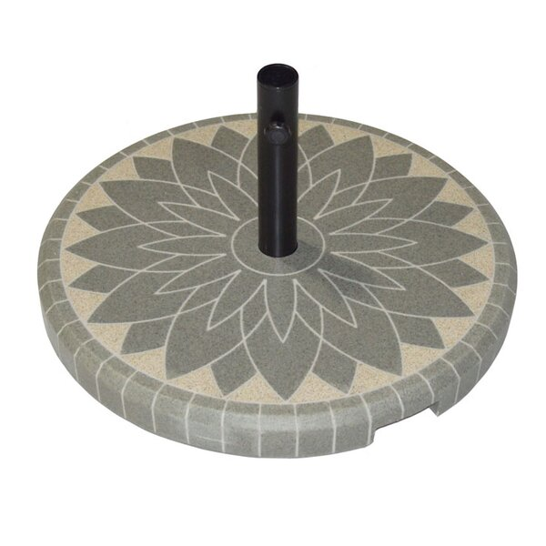 Fiberstone Umbrella Base by Wildon Home ®