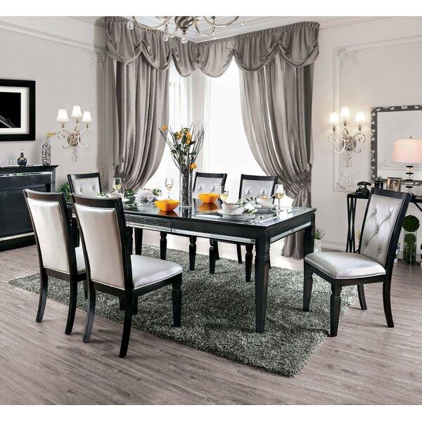 Wheeler Extendable Dining Table by Rosdorf Park Rosdorf Park