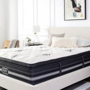 Beautyrest Black Sonya 18 Firm Pillow Top Mattress and Box Spring BySimmons Beautyrest