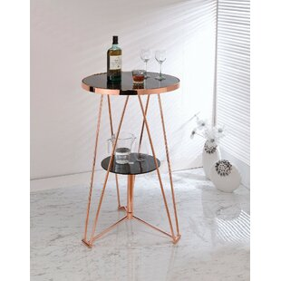 Gilsey Contemporary Pub Table by Ivy Bronx