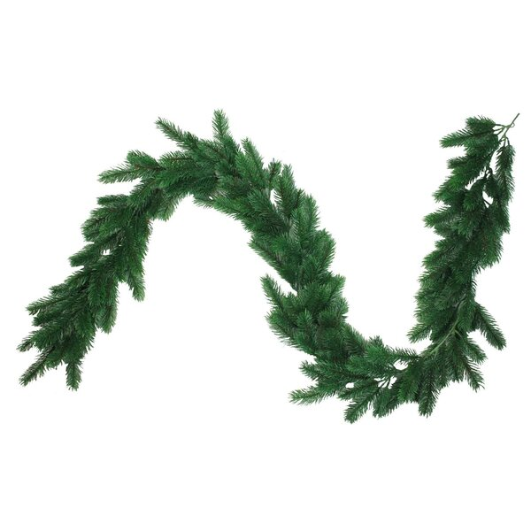 Decorative Pine Artificial Christmas Garland by The Holiday Aisle