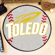 NCAA University of Toledo Baseball Mat by FANMATS