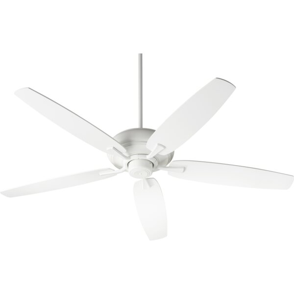 56 Falzone 5 Blade Ceiling Fan by Charlton Home