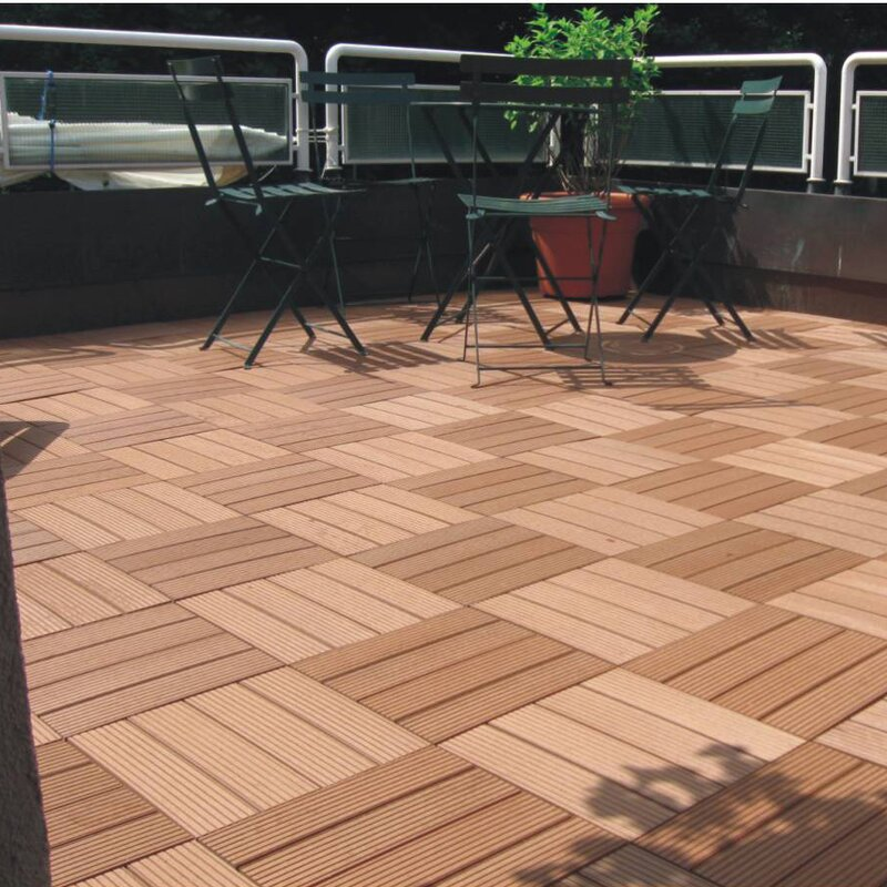 Outdoor tiles the tile home guide for Bamboo flooring outdoor decking