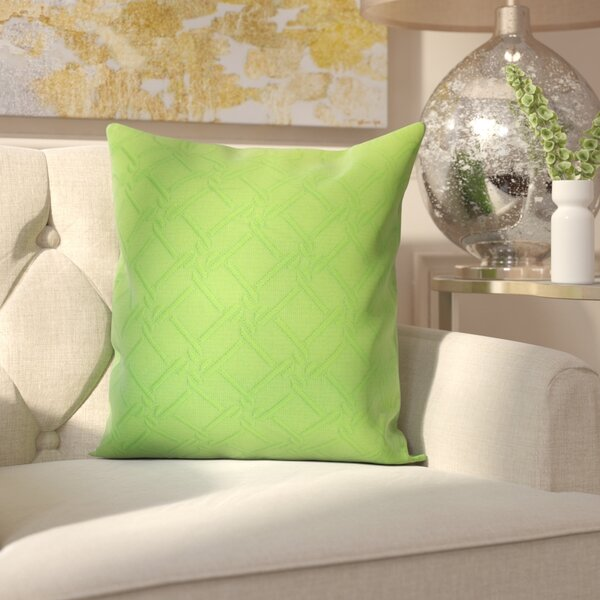 Berri Cotton Throw Pillow by Mercer41