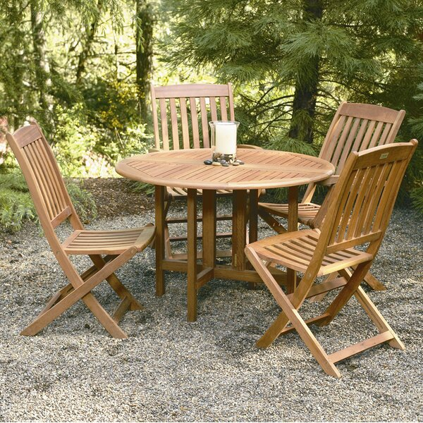 Phat Tommy Celebration 5 Piece Dining Set by Buyers Choice
