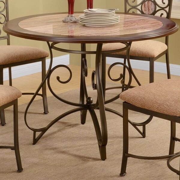 Glade Park-Gateway Dining Table by Fleur De Lis Living