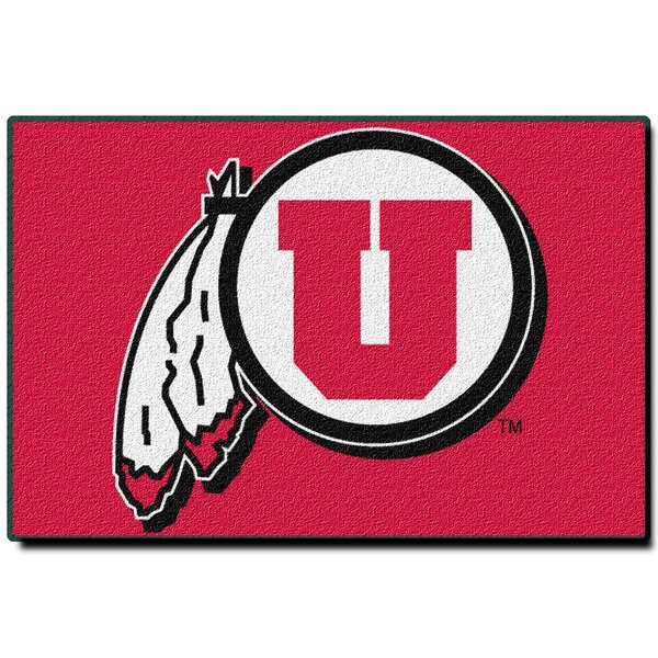 Collegiate Utah Mat by Northwest Co.